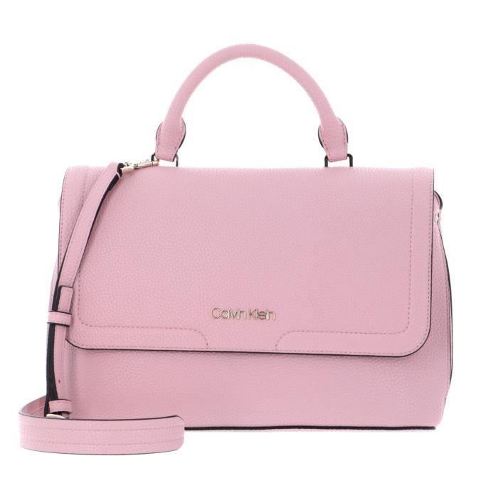 Calvin Klein Top Handle With Flap Shadow Rose [123328] - sac à épaule bandoulière sacoche