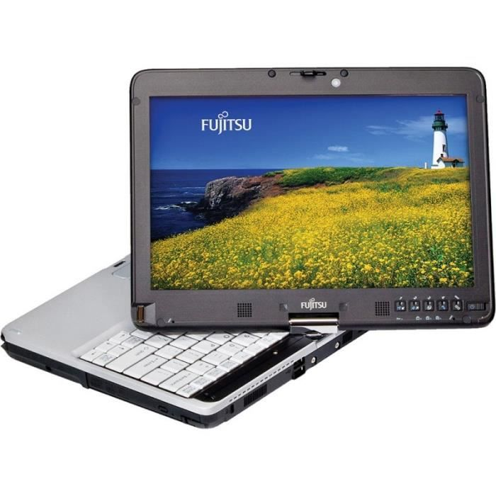 Fujitsu LifeBook T730 - 4Go - SSD 128Go - Grade B