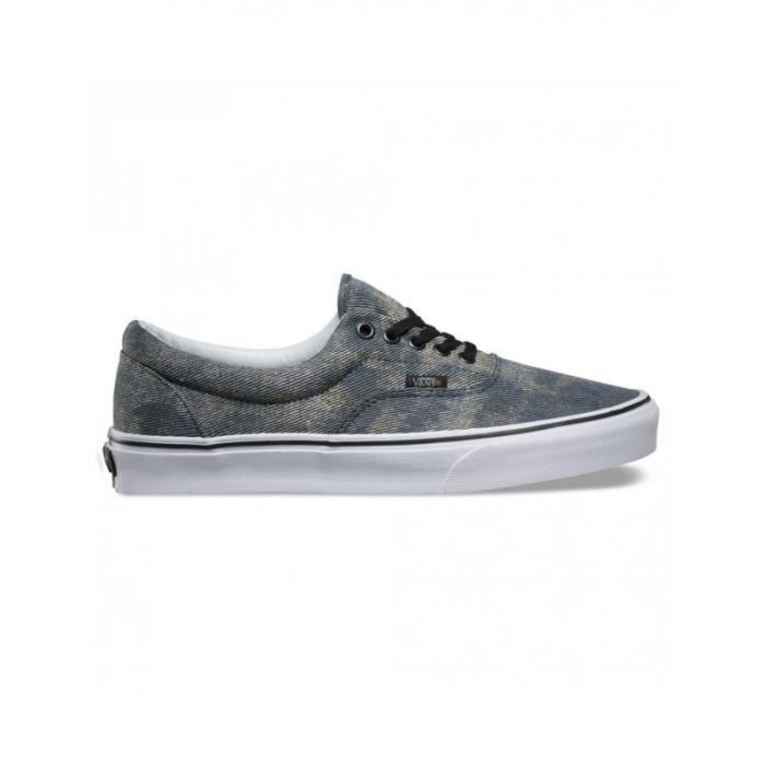 Chaussures Vans U Era - Acid Denim / Navy Black