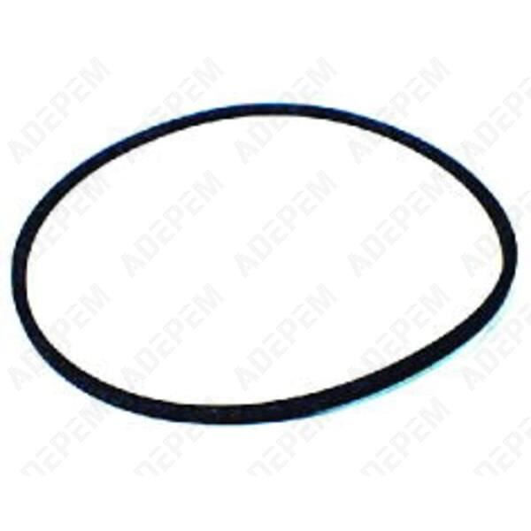 Courroie 75,5mm x 1,9mm pour Magnetoscope Thomson, Magnetoscope Brandt, Magnetoscope Bluesky - 3665392123668