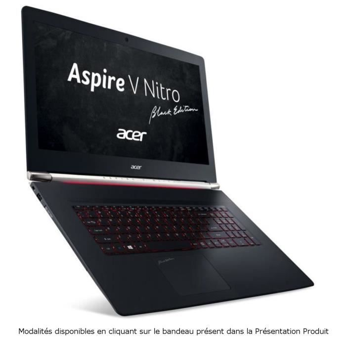 acer pc portable gamer aspire v nitro vn7 792g 765x 17. Black Bedroom Furniture Sets. Home Design Ideas