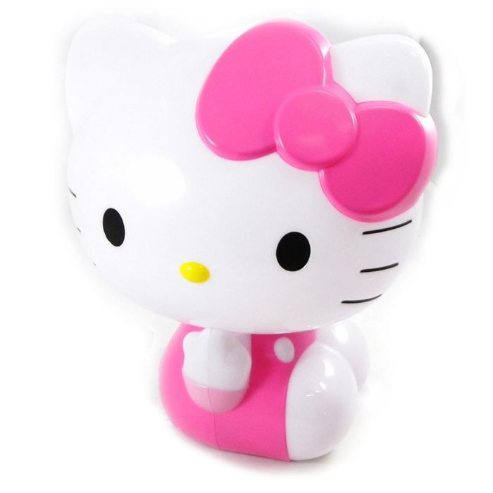 lampe figurine 3d hello kitty rose blanc achat vente lampe figurine 3d hello ki cdiscount. Black Bedroom Furniture Sets. Home Design Ideas
