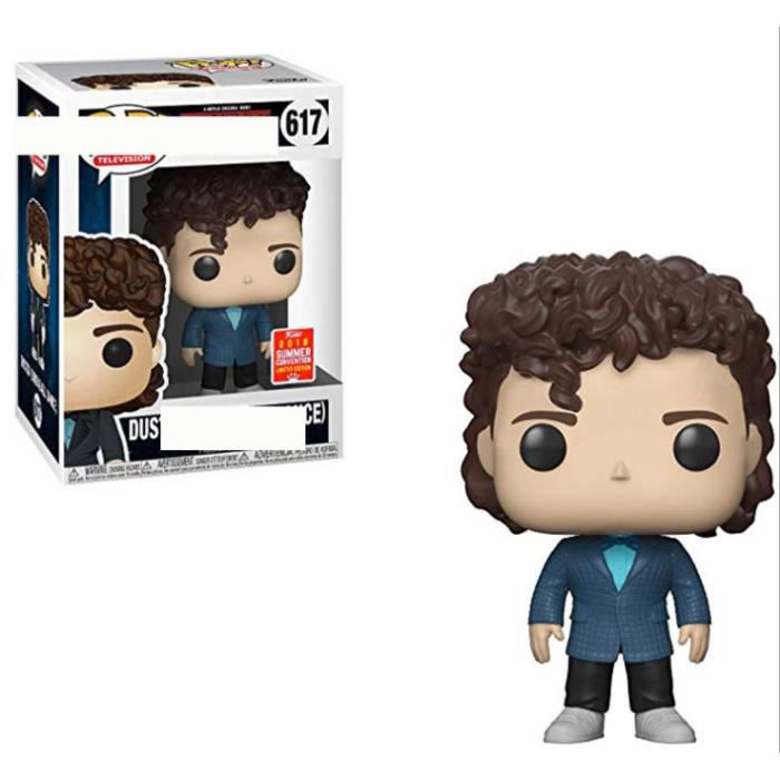 Stranger Things-Dustin Funko POP Personnage