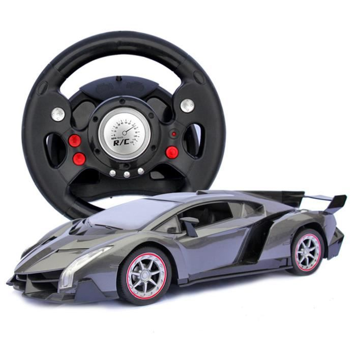 voiture lamborghini veneno t l commandee volant jouets voiture plastique enfants 6928103766668. Black Bedroom Furniture Sets. Home Design Ideas