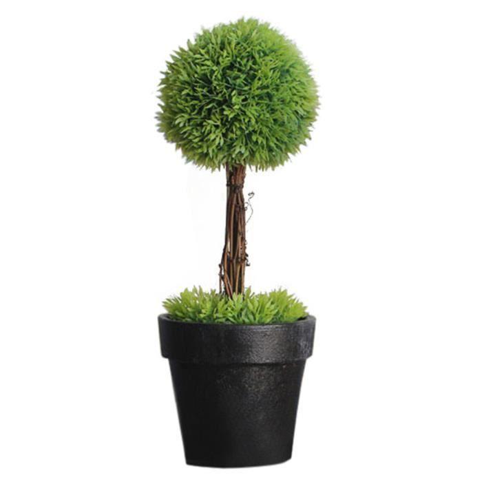 Grandes Plantes Artificielles En Pots