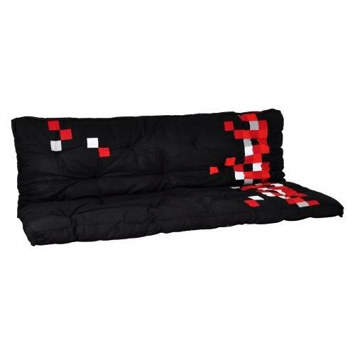 matelas couchage futon pixel 135 x 190 cm achat vente. Black Bedroom Furniture Sets. Home Design Ideas