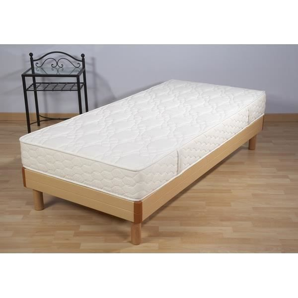 matelas aloa h 90 x 190 achat vente matelas cdiscount. Black Bedroom Furniture Sets. Home Design Ideas