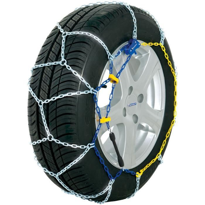 CHAINE NEIGE MICHELIN Chaines à neige Extrem Grip® G68