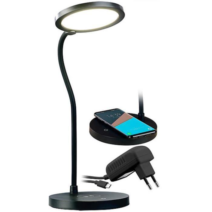 lampe /à clip lampe de poche /à LED int/égr/ée dans la batterie pour lire des livres etc. Lampe de livre /à LED magazines lampe de lecture /à pince pour lits mini-lampe /à LED portable Lampe de voyage