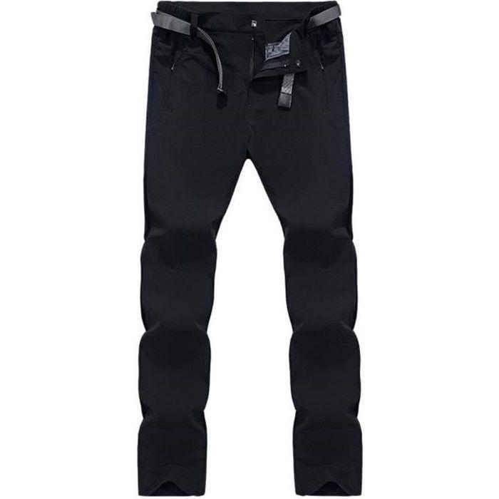 PANTALON - SHORT DE MONTAGNE Pantalon Randonnée Homme Imperméable Exterieur Pan