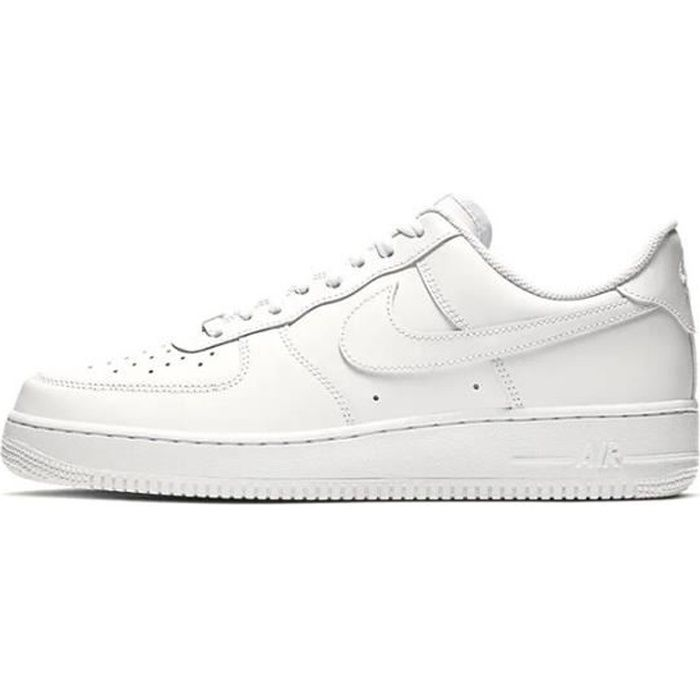 Basket Nike Air Force 1 07 White Low Chaussure de Sport AF 1 Pas ...