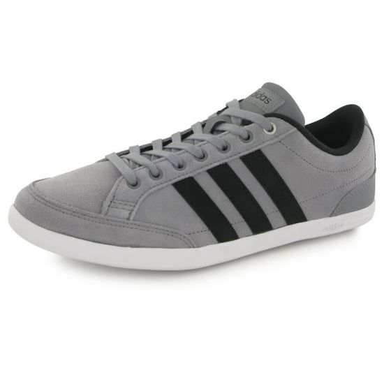 Adidas Neo Caflaire gris, baskets mode homme Gris - Cdiscount ...