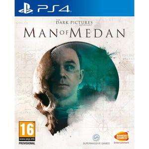 JEU PS4 The Dark Pictures - Man Of Medan Jeu PS4