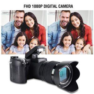 PACK CAMERA NUMERIQUE Caméscope numérique Polo HD 1080p 33MP 3