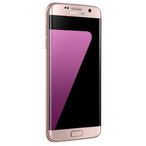 SMARTPHONE RECOND. SAMSUNG Galaxy S7 Edge G9350 Smartphone rose 32Go