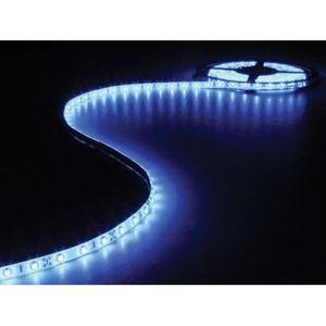 BANDE - RUBAN LED FLEXIBLE RUBAN GUIRLANDE ROULEAU 300 LED BLEU AUTO