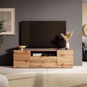 MEUBLE TV Meuble TV / Meuble de salon - BROS - 137 cm - effe