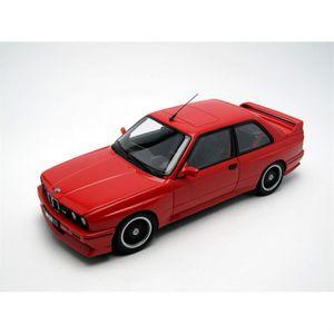 VOITURE À CONSTRUIRE AUTOart 1/18 BMW M3 (E30) Sport-Evolution