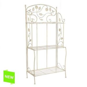 etagere pour pot de fleur achat vente etagere pour pot. Black Bedroom Furniture Sets. Home Design Ideas