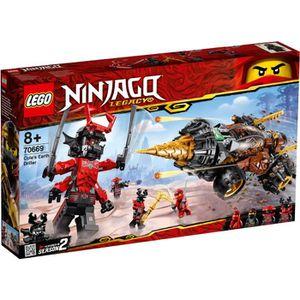 ASSEMBLAGE CONSTRUCTION LEGO® NINJAGO® 70669 La Foreuse de Cole