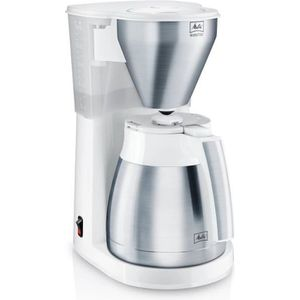 CAFETIÈRE MELITTA Cafetière isotherme Easy Top Therm Inox 10