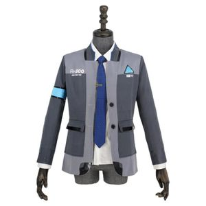 DÉGUISEMENT - PANOPLIE Detroit: Become Human Connor RK800 Agent Cosplay C