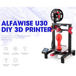 IMPRIMANTE 3D Imprimante 3D-Alfawise U30 Imprimante DIY Kit-220