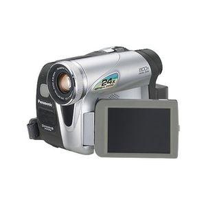 CAMÉSCOPE NUMÉRIQUE Panasonic NV-GS17B Caméscope