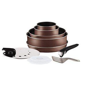 BATTERIE DE CUISINE Tefal L2089702 Set de poêles et casseroles - Ingen