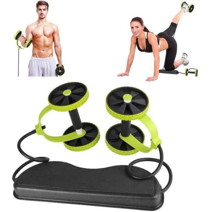Hommes Femme Fitness Préparateur Abdominal ABS Kit De Formation Des Bandes De Résistance Exercice Multifonction Crossfit Exercice