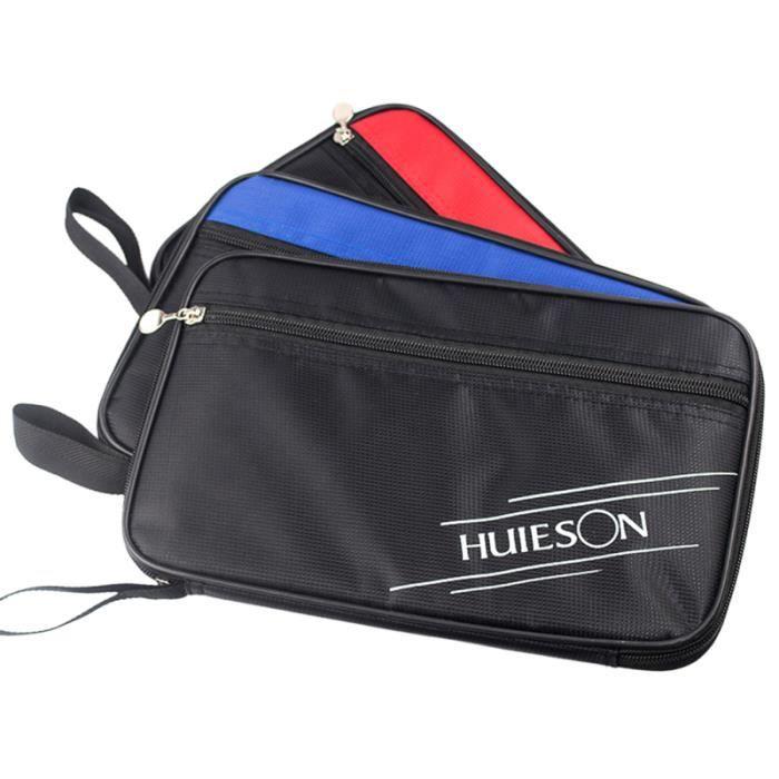 1 PC solide Durable sac de palette pratique conteneur de ping-pong de Tennis de Table étui de tennis de table de de PAGAIE - RAME