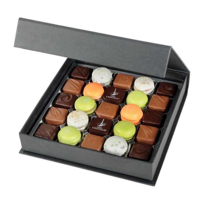 Paris Chocolat - Coffret Flore