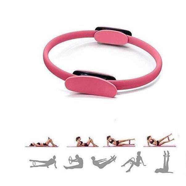 Yoga Pilates Cercle Fitness,Yoga Cercle Pilates Sport Anneau Magique (pink)