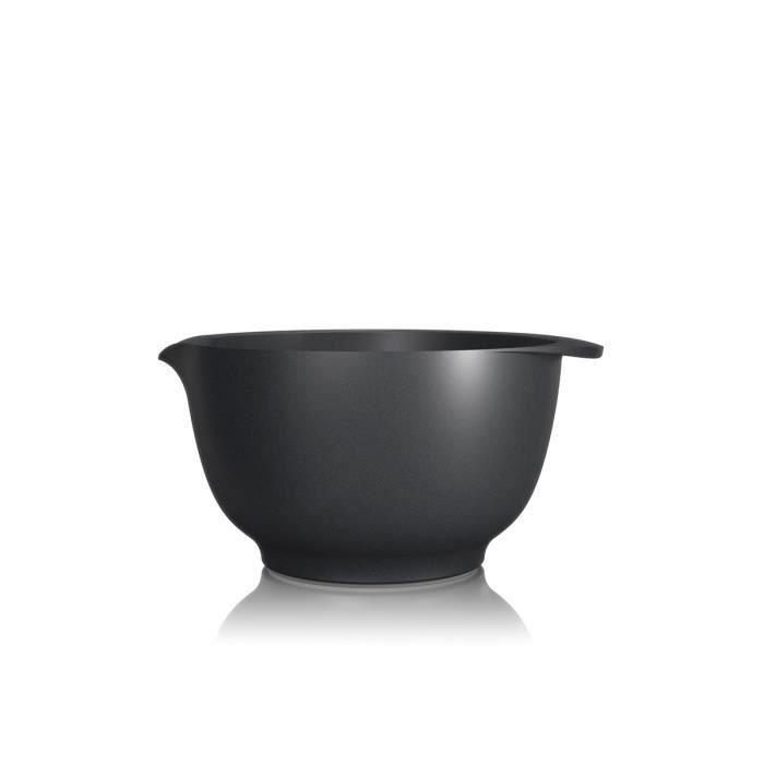 Rosti - Saladier plastique 25,2x21,2 cm MARGRETHE - Gris anthracite -