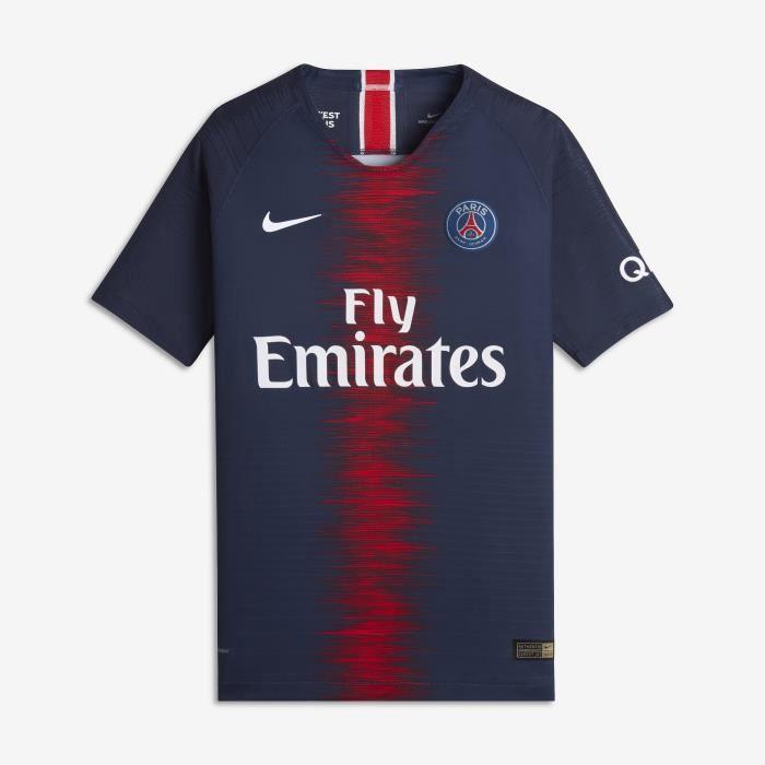 Maillot junior PSG domicile authentique 2018/19