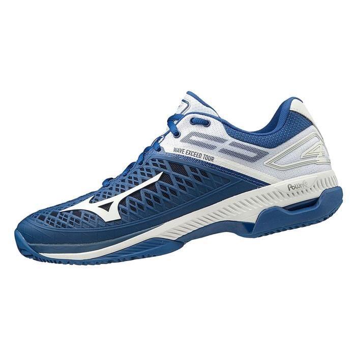 Chaussures Mizuno Wave De Tennis WAVE EXCEED TOUR 4 CC