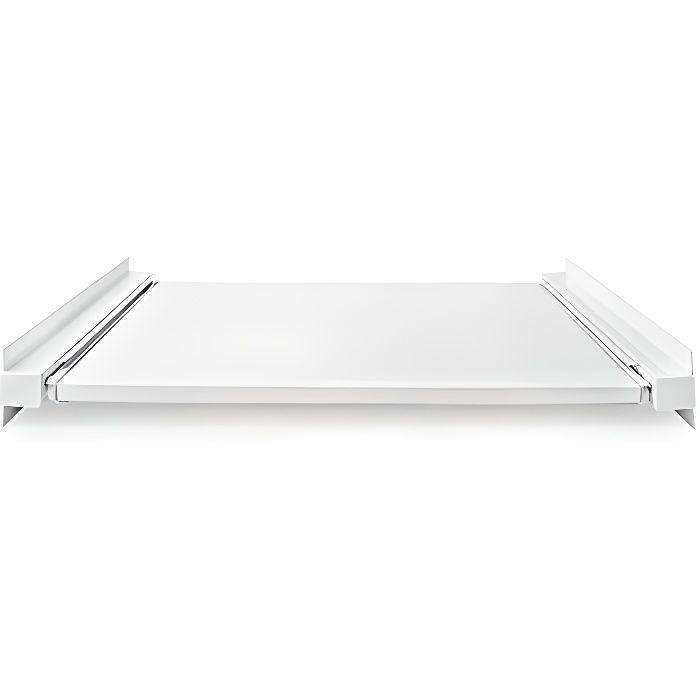 NEDIS WASK120WT Kit de Superposition pour Lave-Linge/Sèche-Linge - 60,7 cm