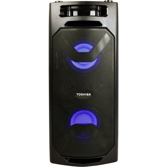 TOSHIBA - Maxi enceinte Bluetooth - TY-ASC-50