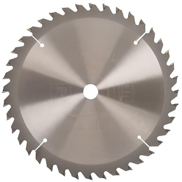 Lame de scie circulaire D. 190 x 16 mm x Z : 40 dents - 514167