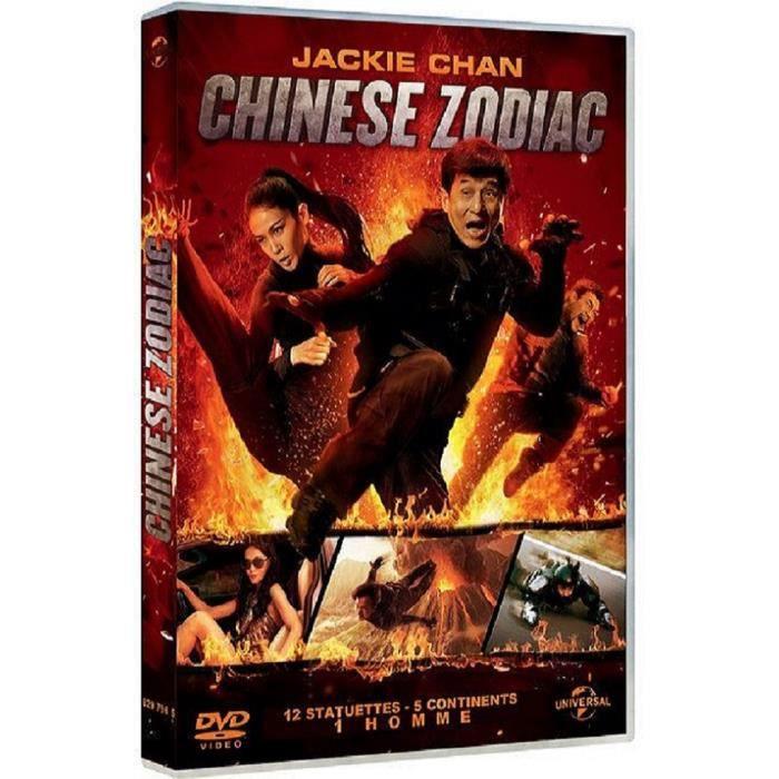 DVD - Chinese Zodiac [ Jackie Chan ]