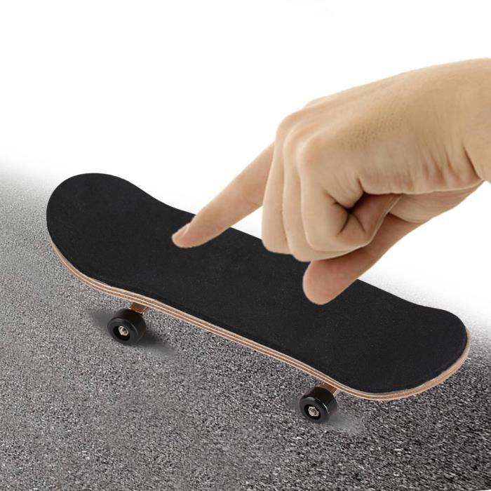 Mini Finger Skateboard Play Jeu de Skate Park Touche Jouet Cadeau BOH7