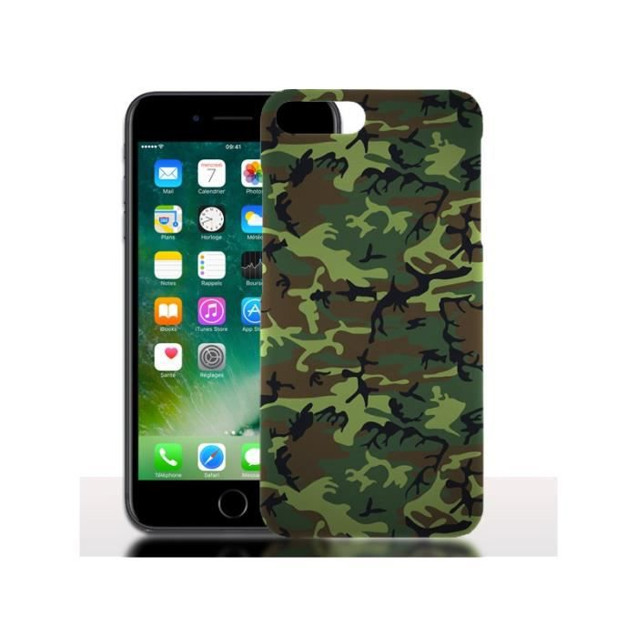 coque camouflage iphone 7 plus