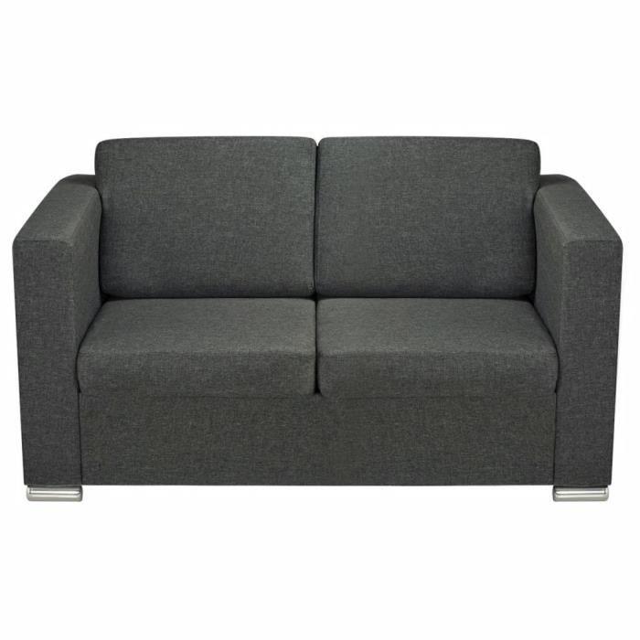 CANAPÉ - SOFA - DIVAN Canapés et divans de salon 1 canapé à 2 places et