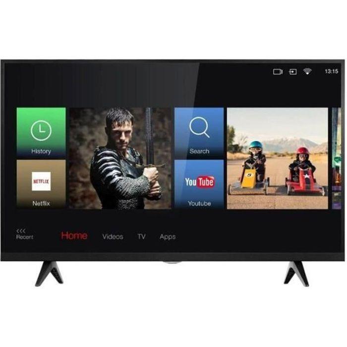 """Téléviseur LED TÉLÉVISEUR CONNECTÉE WIFI SMART TV LED HD 32"""" MEGA"""