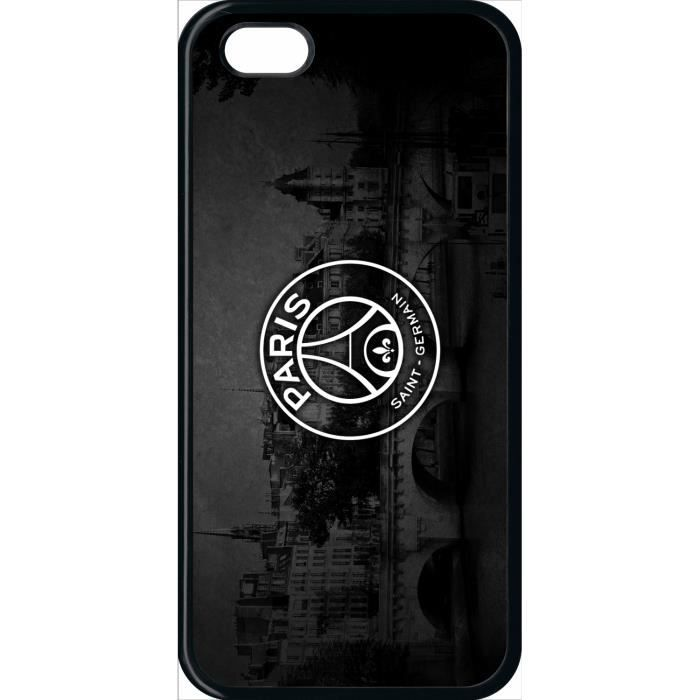 coque compatible apple iphone 5c psg paris saint g
