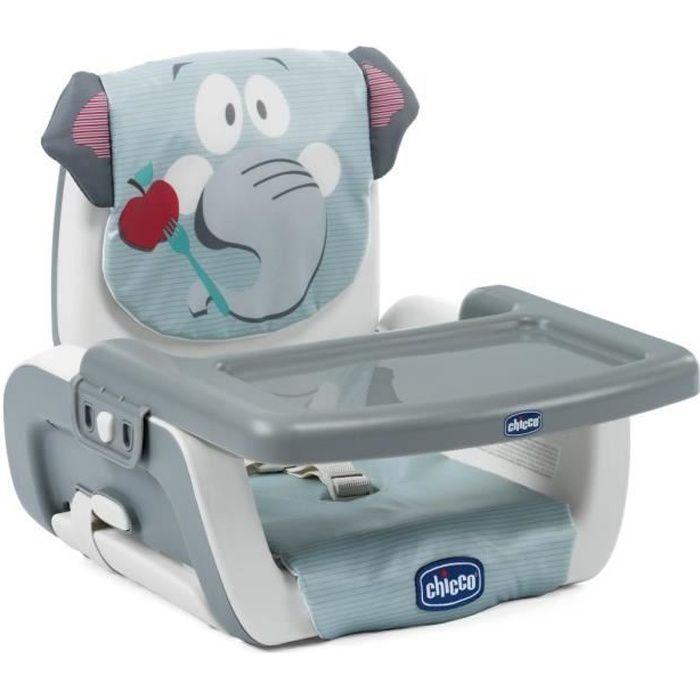 RÉHAUSSEUR SIÈGE  CHICCO Rehausseur de table Mode Baby Elephant