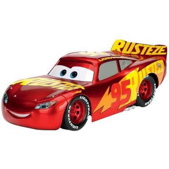 flash mcqueen rust eze 1 24 cars 3 achat vente voiture enfant cdiscount. Black Bedroom Furniture Sets. Home Design Ideas