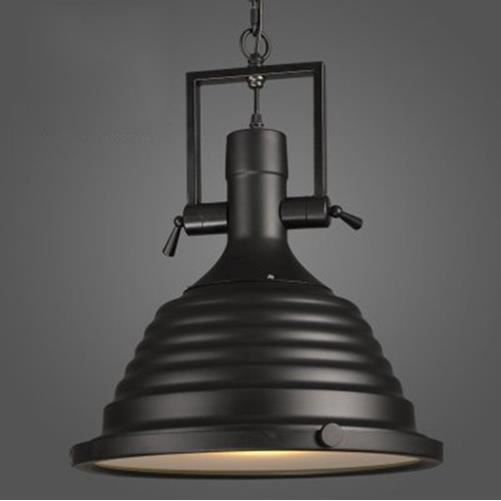 r tro suspension vintage lustre m tal plafonnier lampe luminaire industriel achat vente. Black Bedroom Furniture Sets. Home Design Ideas