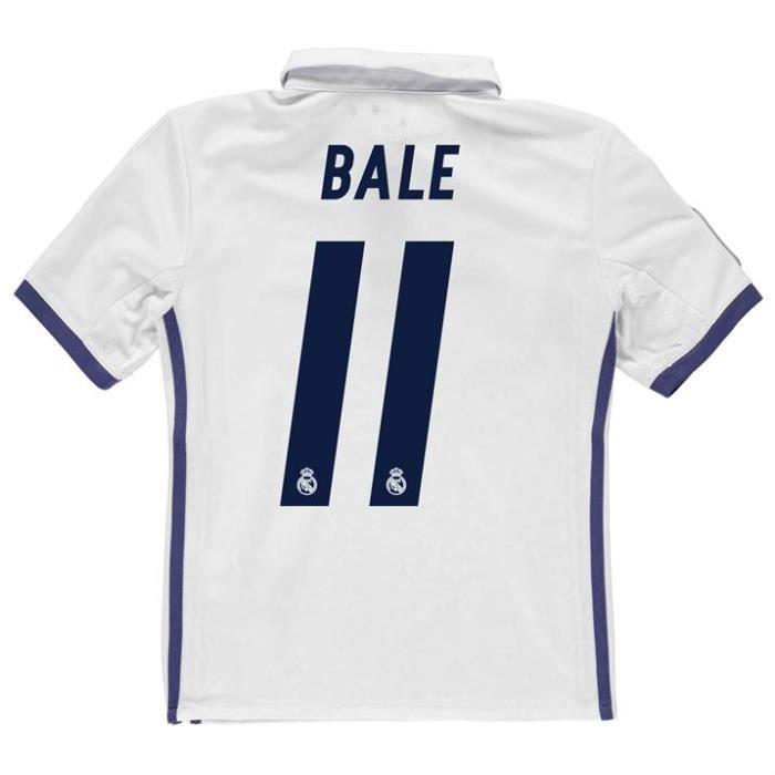 Nouveau Maillot Adidas Enfant Gareth Bale Numéro 11 avec