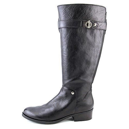 Tommy Hilfiger Womens Gallop 2 Wide Calf Almond Toe Knee High Riding Boots BKZ2R Taille-38